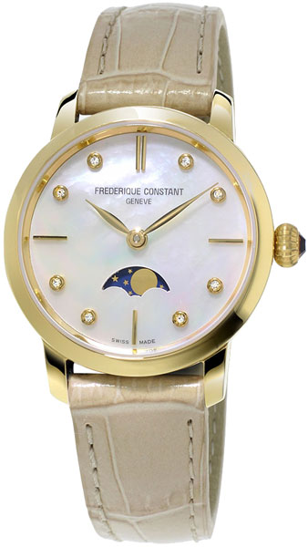 Фото - Женские часы Frederique Constant FC-206MPWD1S5 meike fc 100 for nikon canon fc 100 macro ring flash light nikon d7100 d7000 d5200 d5100 d5000 d3200 d310