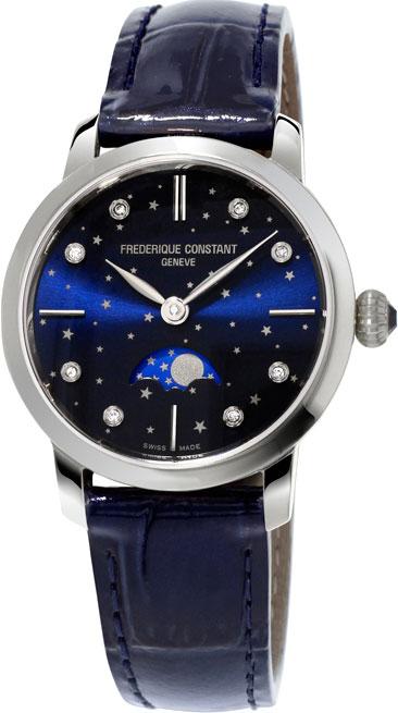 Женские часы Frederique Constant FC-206NSD1S6 цена