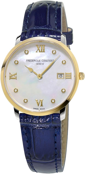 Женские часы Frederique Constant FC-220MPWD3S3 meike fc 100 for nikon canon fc 100 macro ring flash light nikon d7100 d7000 d5200 d5100 d5000 d3200 d310