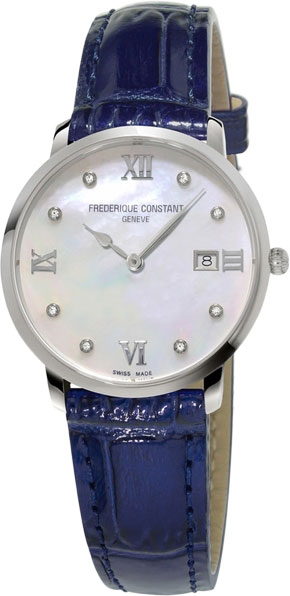 Фото - Женские часы Frederique Constant FC-220MPWD3S6 meike fc 100 for nikon canon fc 100 macro ring flash light nikon d7100 d7000 d5200 d5100 d5000 d3200 d310