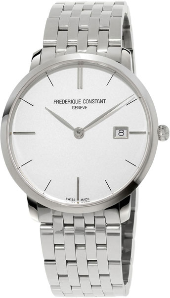 Мужские часы Frederique Constant FC-220S5S6B frederique constant slim line fc 235m1s6