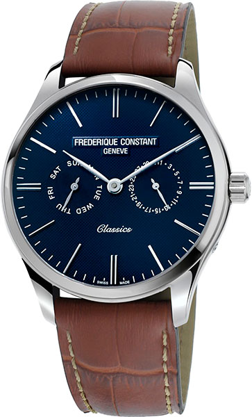 Мужские часы Frederique Constant FC-259NT5B6 мужские часы frederique constant fc 220v5s5b