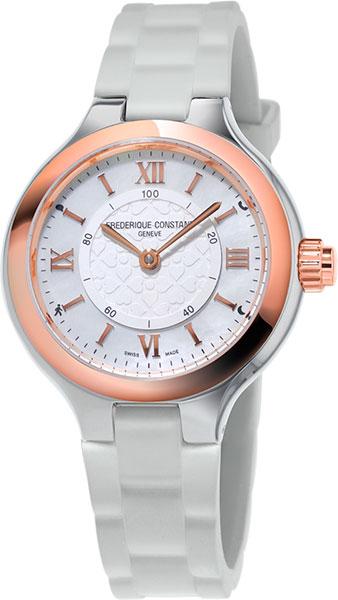 Женские часы Frederique Constant FC-281WH3ER2 frederique constant часы frederique constant fc705c4s9 коллекция manufacture