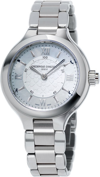 Женские часы Frederique Constant FC-281WH3ER6B frederique constant часы frederique constant fc705v4s9 коллекция manufacture