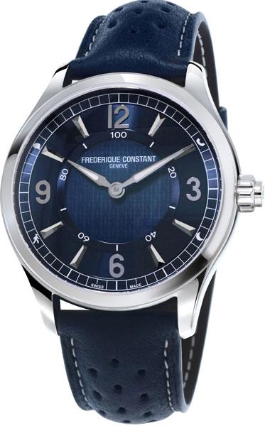 Фото «Швейцарские спортивные наручные часы Frederique Constant FC-282AN5B6»
