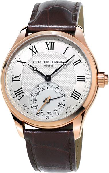 Мужские часы Frederique Constant FC-285MC5B4 frederique constant slim line moonphase fc 206mpwd1s5b
