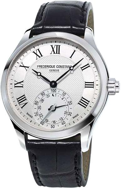 Мужские часы Frederique Constant FC-285MC5B6 frederique constant slim line moonphase fc 206mpwd1s5b