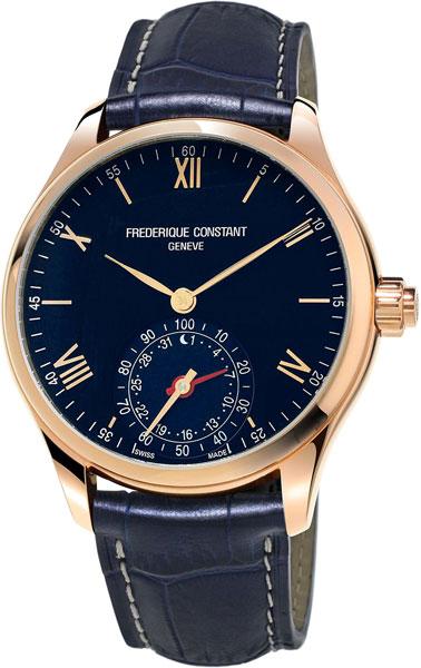Мужские часы Frederique Constant FC-285N5B4 frederique constant slim line moonphase fc 206mpwd1s5b