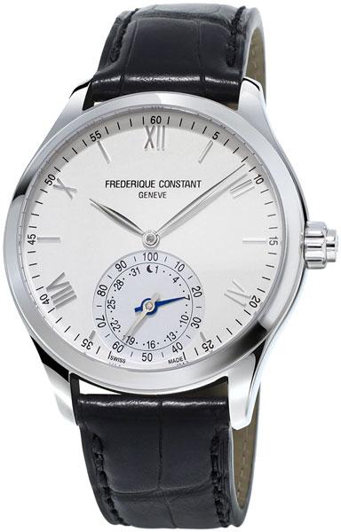Мужские часы Frederique Constant FC-285S5B6 frederique constant часы frederique constant fc705c4s9 коллекция manufacture