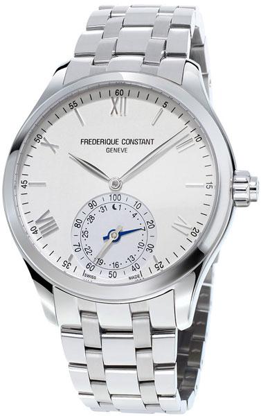 Фото - Мужские часы Frederique Constant FC-285S5B6B meike fc 100 for nikon canon fc 100 macro ring flash light nikon d7100 d7000 d5200 d5100 d5000 d3200 d310