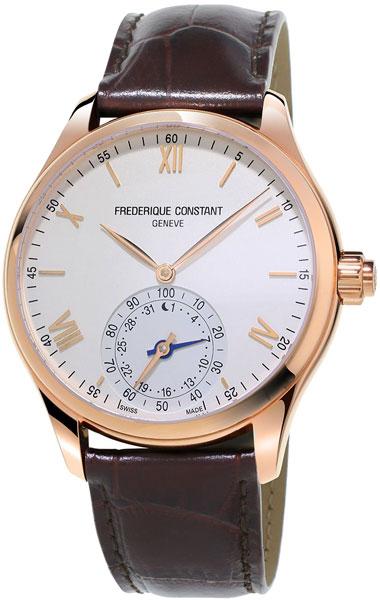Мужские часы Frederique Constant FC-285V5B4 frederique constant slim line moonphase fc 206mpwd1s5b