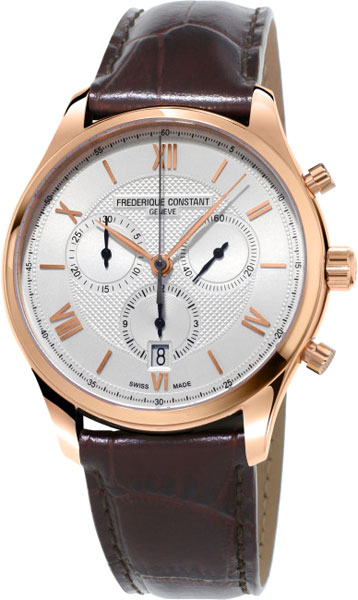 Мужские часы Frederique Constant FC-292MV5B4 frederique constant slim line moonphase fc 206mpwd1s5b page 3