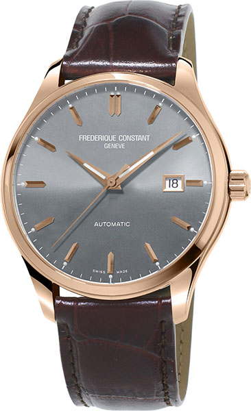 Мужские часы Frederique Constant FC-303LGR5B4 мужские часы frederique constant fc 220v5s5b