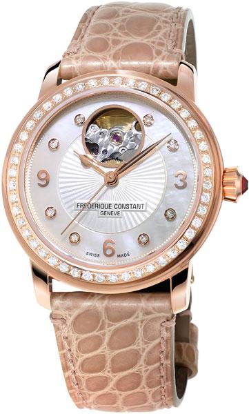 Женские часы Frederique Constant FC-310HBAD2PD4