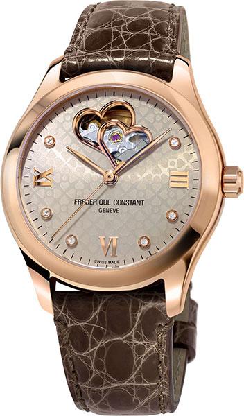 Женские часы Frederique Constant FC-310LGDHB3B4 frederique constant fc 703vd3sd4 page 5