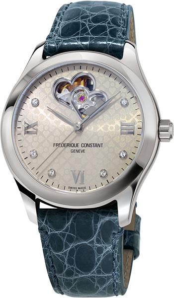 Фото «Швейцарские механические наручные часы Frederique Constant FC-310LGDHB3B6»