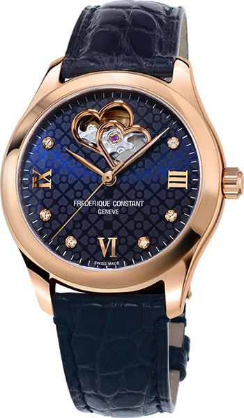 Женские часы Frederique Constant FC-310NDHB3B4 frederique constant slim line moonphase fc 206mpwd1s5b page 3