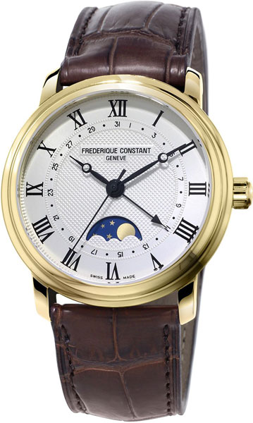 Мужские часы Frederique Constant FC-330MC4P5 meike fc 100 for nikon canon fc 100 macro ring flash light nikon d7100 d7000 d5200 d5100 d5000 d3200 d310