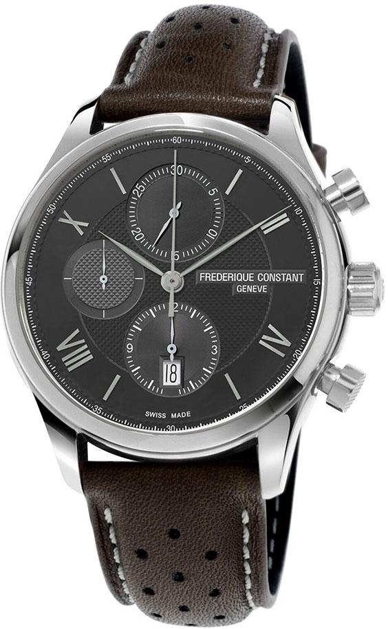 Мужские часы Frederique Constant FC-392MDG5B6 цена и фото