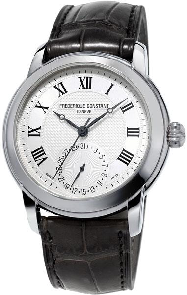 Мужские часы Frederique Constant FC-710MC4H6 мужские часы frederique constant fc 705wr4s4