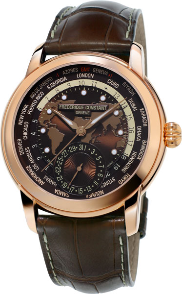 Мужские часы Frederique Constant FC-718BRWM4H4