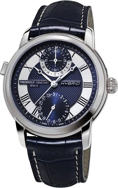Фото «Швейцарские механические наручные часы Frederique Constant FC-750MCN4H6»