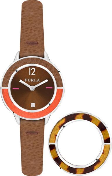 Женские часы Furla R4251109519 привод для ноутбука blu ray lg bu40n sata черный oem