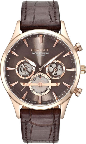 Мужские часы Gant GT005003 gant часы gant w70471 коллекция crofton