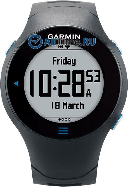 Мужские часы Garmin Forerunner 610