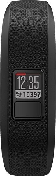 Мужские часы Garmin Vivofit-3-Black спортивные часы garmin vivofit purple