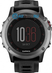 Garmin Fenix-3-Grey-HRM