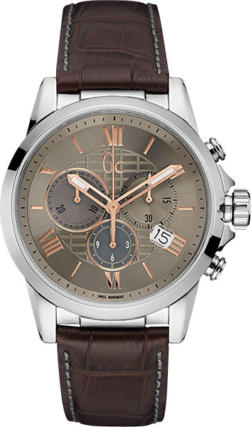 Мужские часы Gc Y08001G1 цена и фото