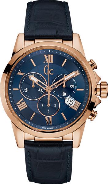 Мужские часы Gc Y08003G7 аксессуар защитное стекло gc 4 7 inch универсальное gg u47