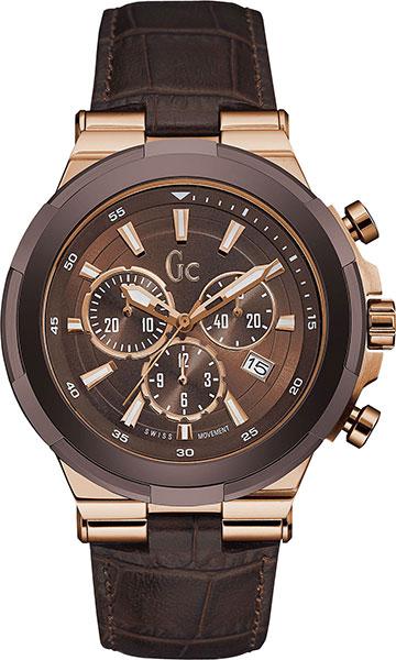 Мужские часы Gc Y23009G4 швейцарские часы gc y08006g1