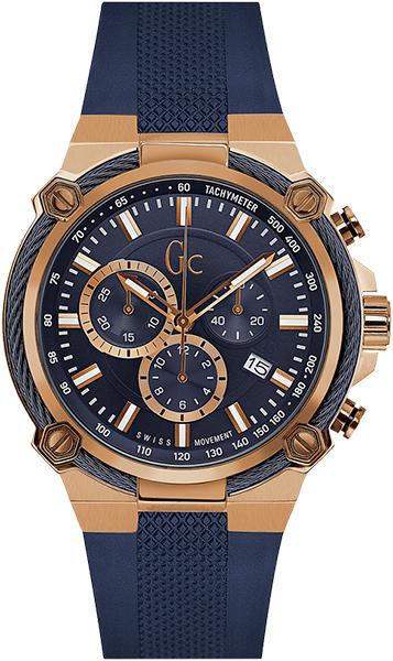Мужские часы Gc Y24006G7 все цены