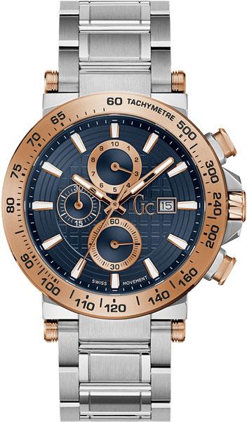 Мужские часы Gc Y37003G7 все цены