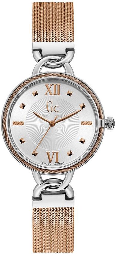 Женские часы Gc Y49002L1MF