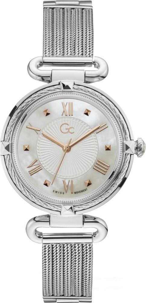 Женские часы Gc Y58005L1MF