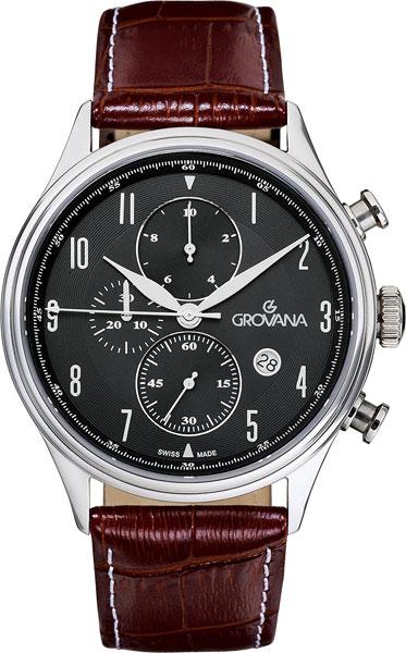 Мужские часы Grovana G1192.9537 все цены