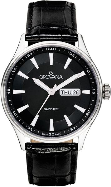 лучшая цена Мужские часы Grovana G1194.1537