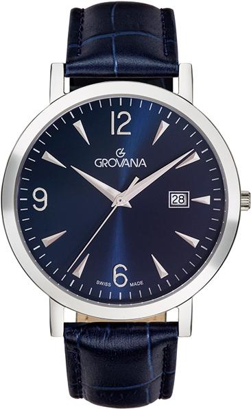 Мужские часы Grovana G1230.1535 все цены