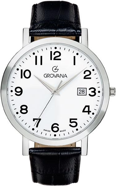 лучшая цена Мужские часы Grovana G1230.1538