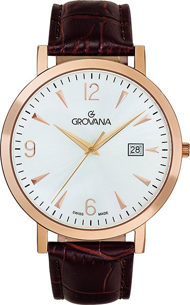 Часы Grovana G1230.1562 Часы SOKOLOV 123.30.00.001.05.03.2