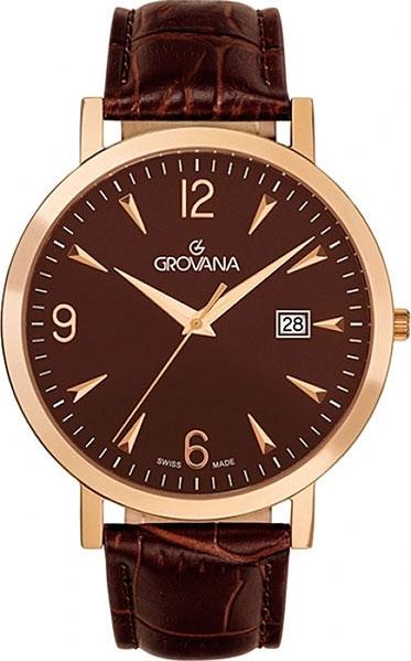 Мужские часы Grovana G1230.1566 все цены