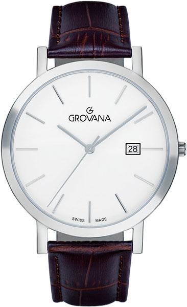 лучшая цена Мужские часы Grovana G1230.1933