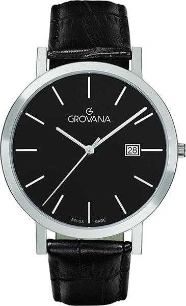 лучшая цена Мужские часы Grovana G1230.1937
