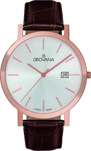 лучшая цена Мужские часы Grovana G1230.1962
