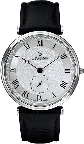 Фото - Мужские часы Grovana G1276.5538 бензиновая виброплита калибр бвп 13 5500в