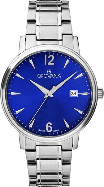 лучшая цена Мужские часы Grovana G1550.1135