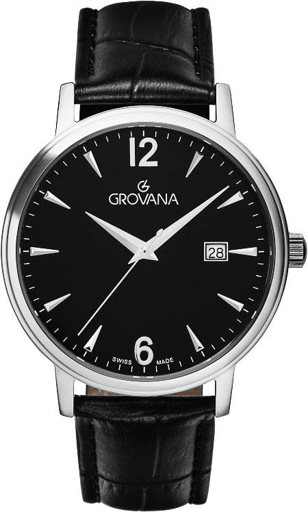 лучшая цена Мужские часы Grovana G1550.1537